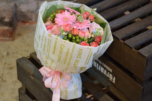 お祝い花束-5の写真3